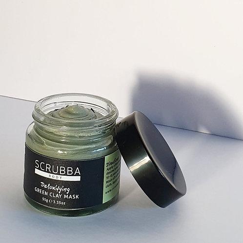 Detoxifying Green Clay Face Mask