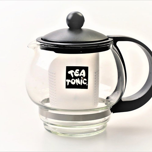 GLASS TEA POT 400ML