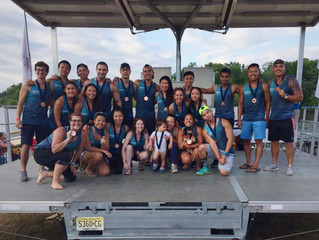 Eastern Regional Dragon Boat Association Championship!