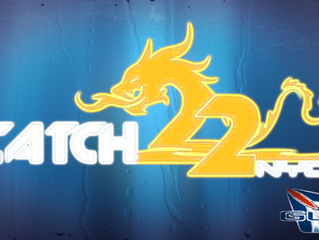 Catch22 powered by GWN Dragon Boat!