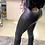 Thumbnail: Split leather leggings