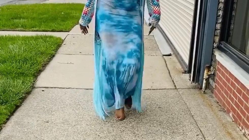 Mermaid Tube Dress
