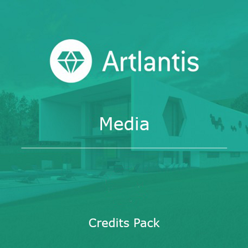Artlantis Media Store Credits