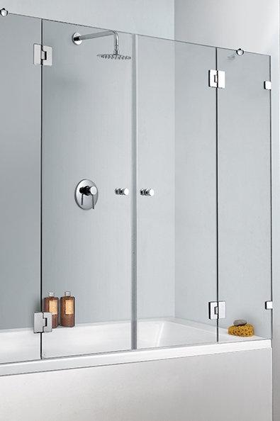 אמבטיון 2 קבועים 2 דלתות - בייצור