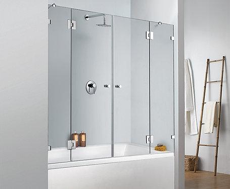 אמבטיון 2 קבועים + 2 דלתות - בייצור