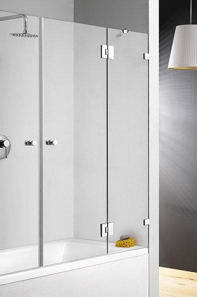 אמבטיון קבוע ו 2 דלתות - בייצור