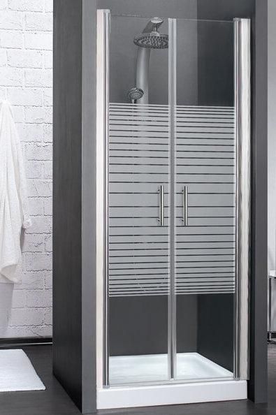 מקלחון חזית 2 דלתות