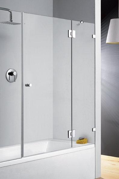 אמבטיון 2 קבועים ודלת - בייצור