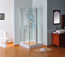 """מקלחון 2 קבועים 2 דלתות ב 1,090 ש""""ח"""