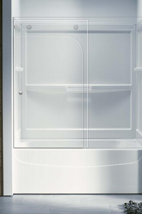 קבוע ודלת CNC-אמבטיון הזזה