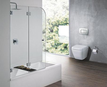 """אמבטיון דלת מתקפלת 8 מ""""מ"""