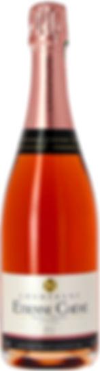 champagne etienne chéré rosé