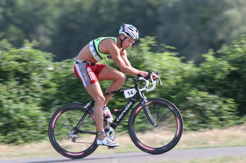 Cédric Amand - Triathlon