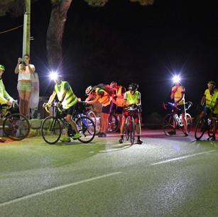 Le cyclisme ne s'arrête pas à 6h de vélo