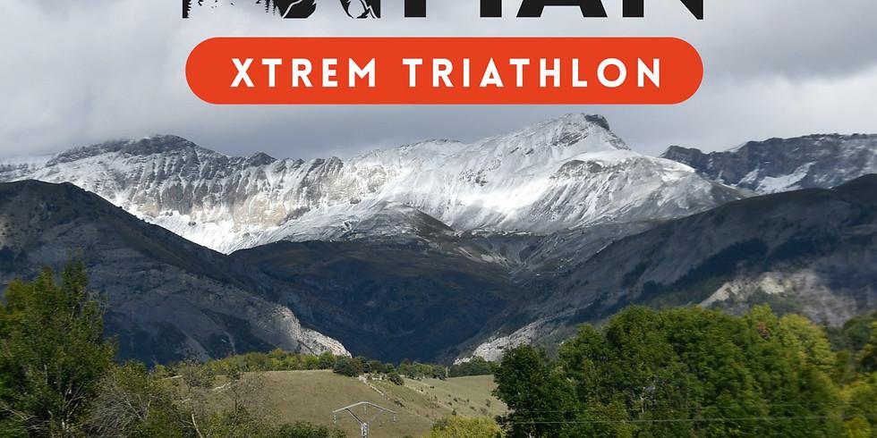 Mercantourman XTREM Triathlon 2021