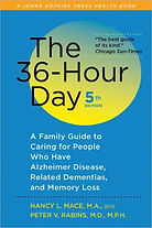 The 36-Hour Day Book - Dr Peter Rabins