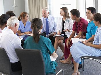 Healthcare Staff Training