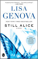 Still Alice book - Lisa Genova