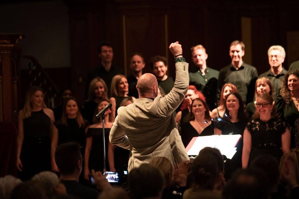City Academy Singers - 'Winter' c.Ross Gamble