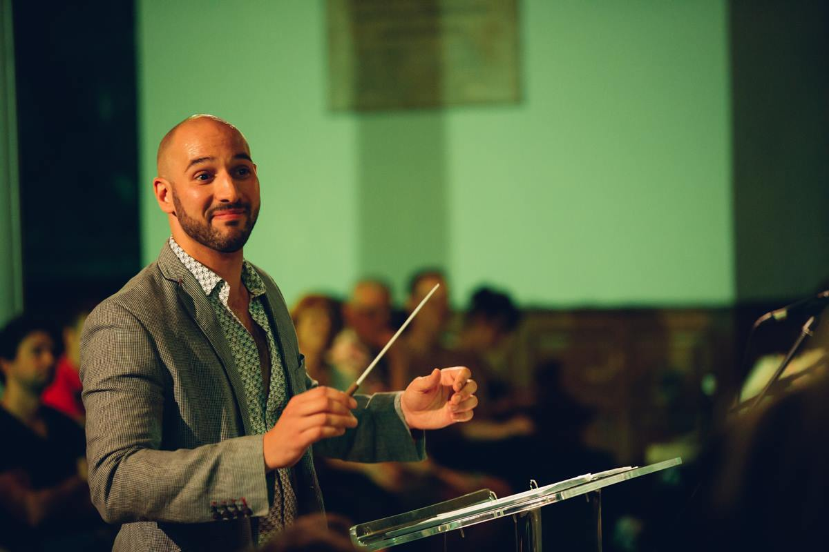 City Academy Singers c.Ross Gamble