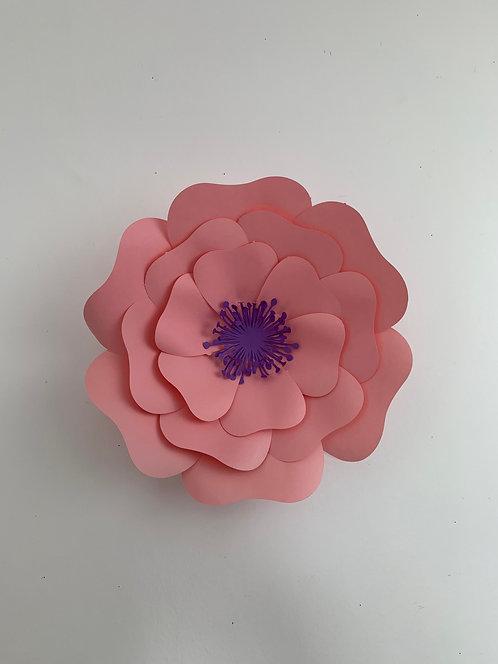 Lydia - M - Rose Pâle/Violet