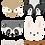 Thumbnail: Cadres têtes d'animaux