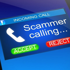 SCAM ALERT: Telemarketers Solicit Donations on Behalf of Fire/EMS