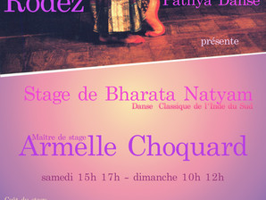 Stage à Rodez 28-29 Mars