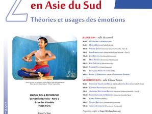 Journées d'études les 8 et 9 juin 2017 à la Sorbonne Nouvelle