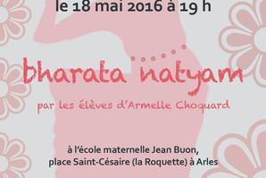 Présentation par l'école d'Arles