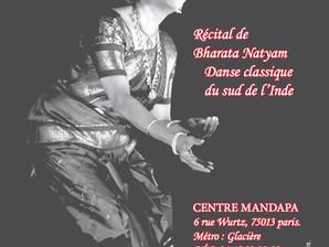 Récital de Sucheta Chapekar à Paris