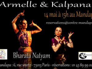 spectacle à Paris dimanche 14 mai 2017