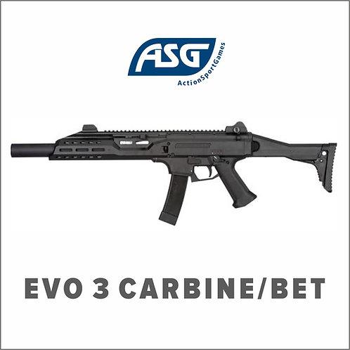 ASG EVO CARBINE/BET SKINZ