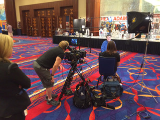 Interviews, Panels & Trailers...Oh My!