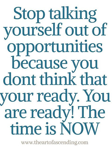 You are ready! All of the struggles, tri