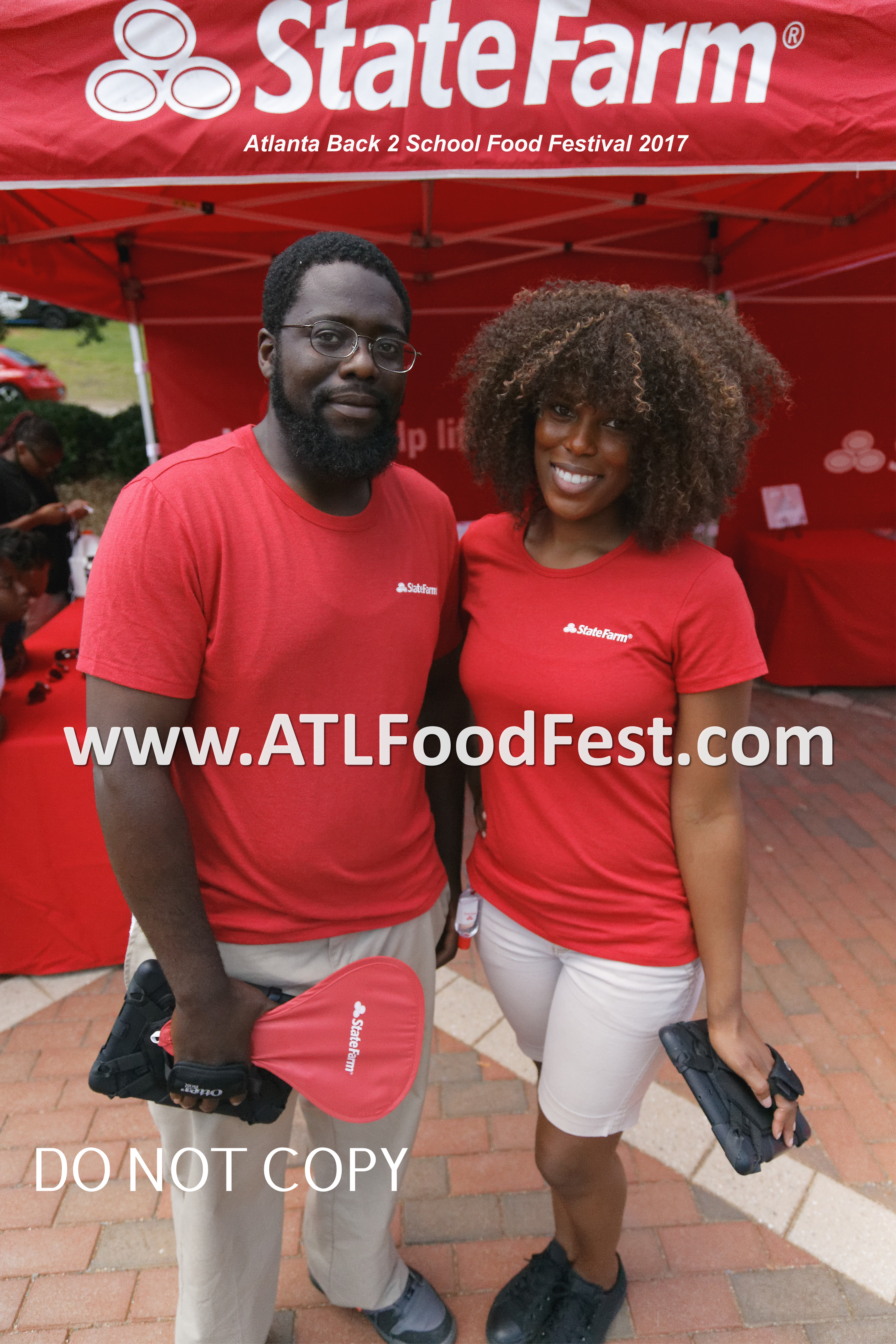 Atlanta Food Festival Vendors