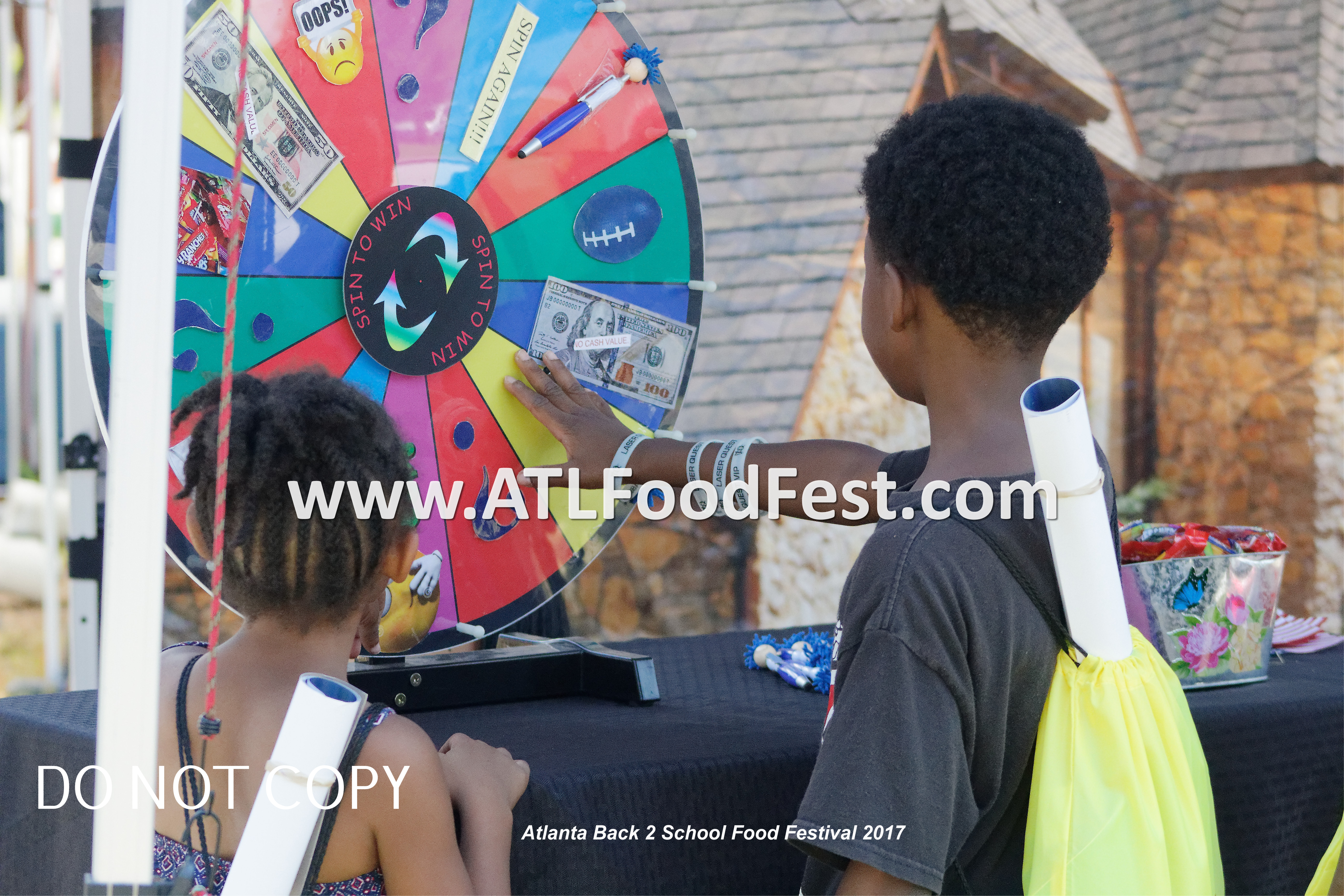 Atlanta Back 2 School Food Festival
