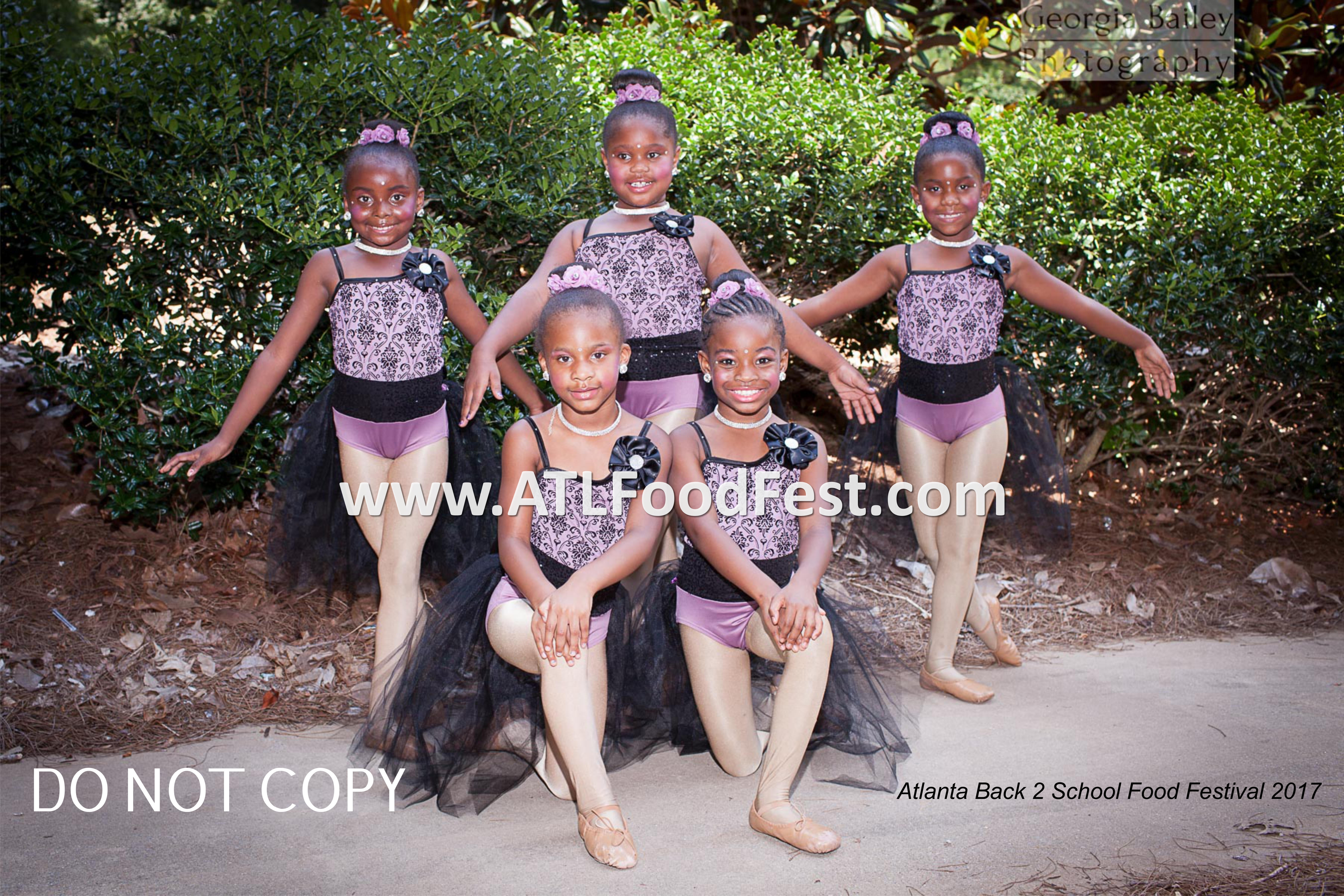 Mableton Kids Dance Competition