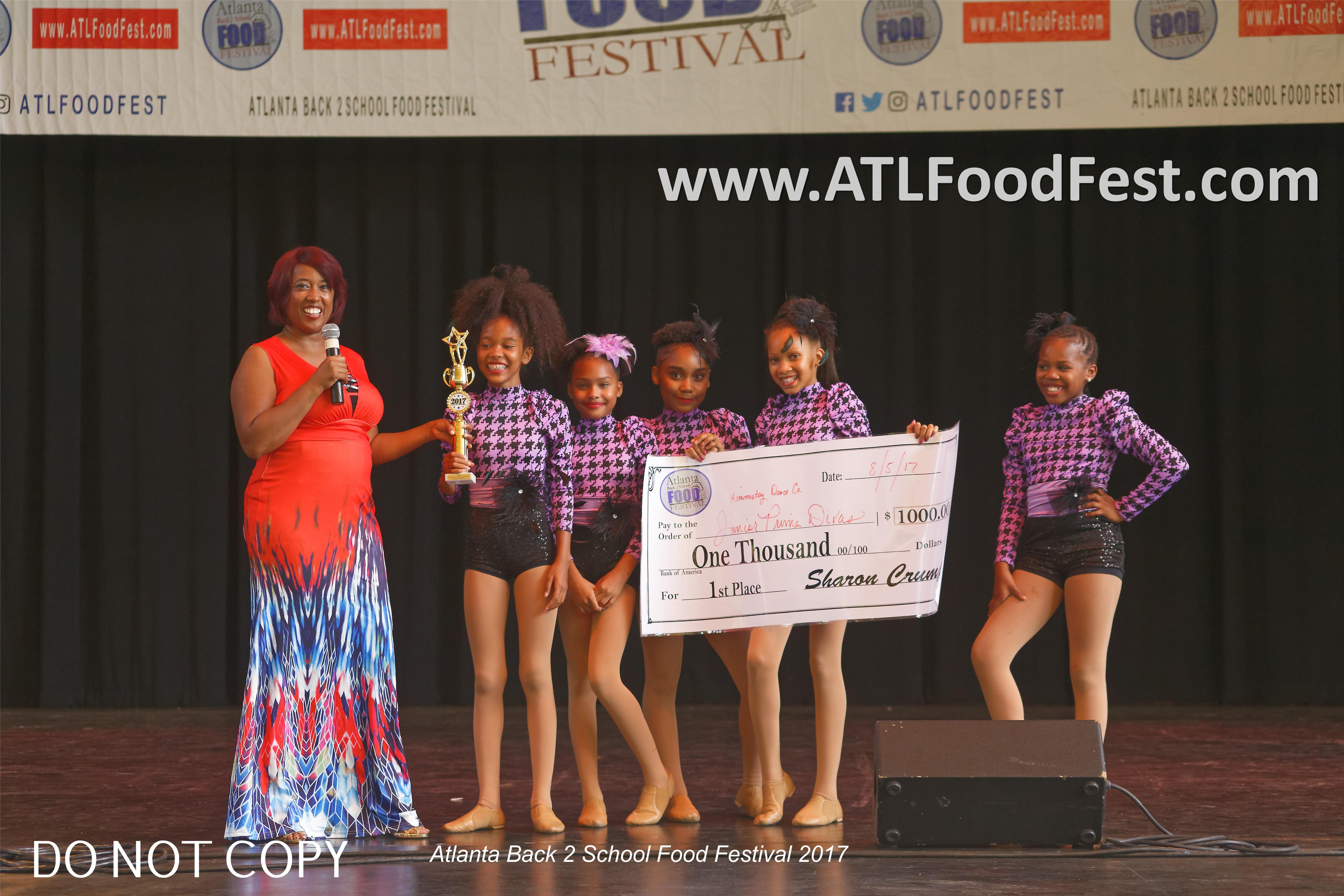 Atlanta 1st Place Winner Kids Dance