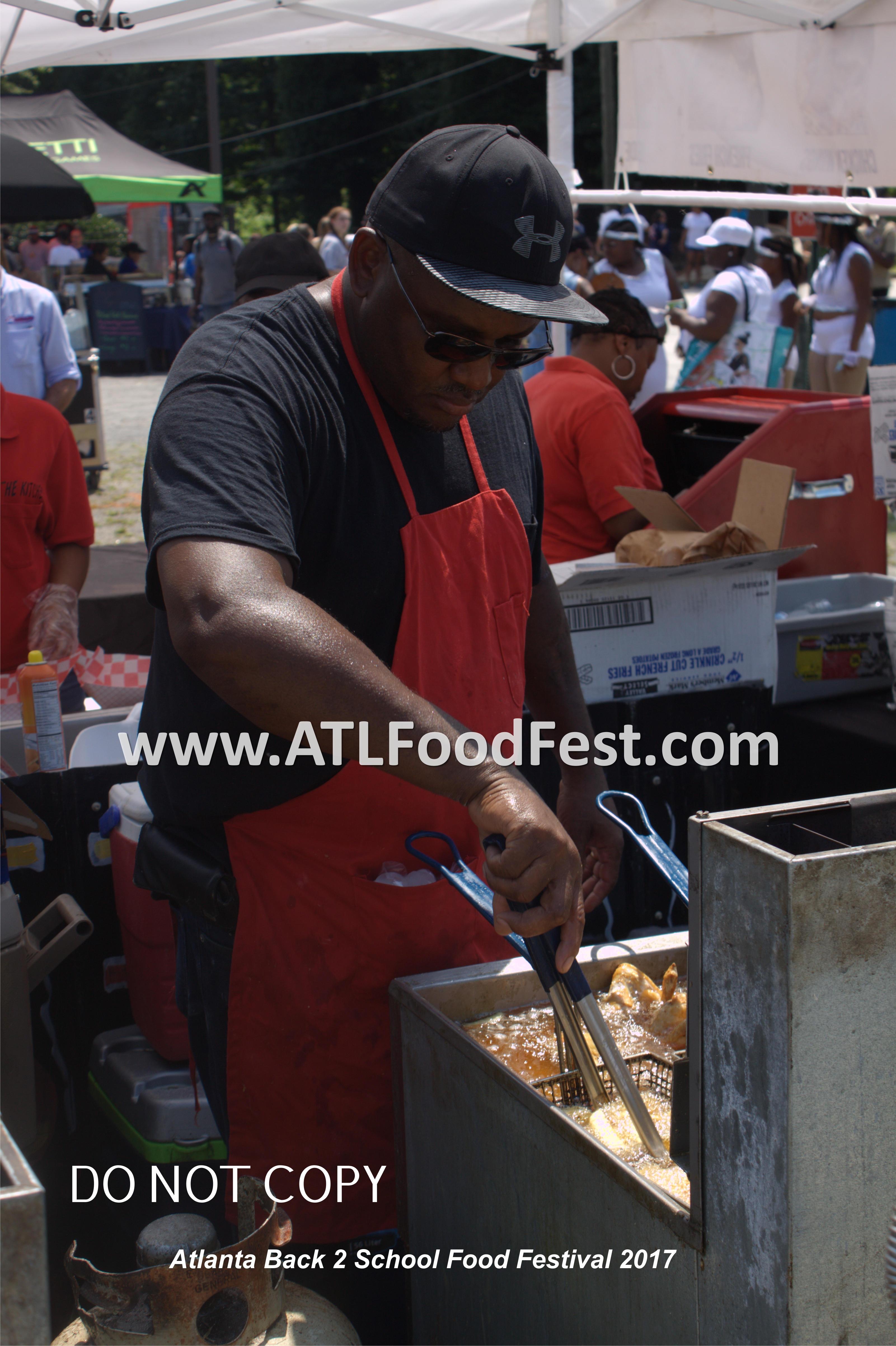 Atlanta Food Festival Vendors