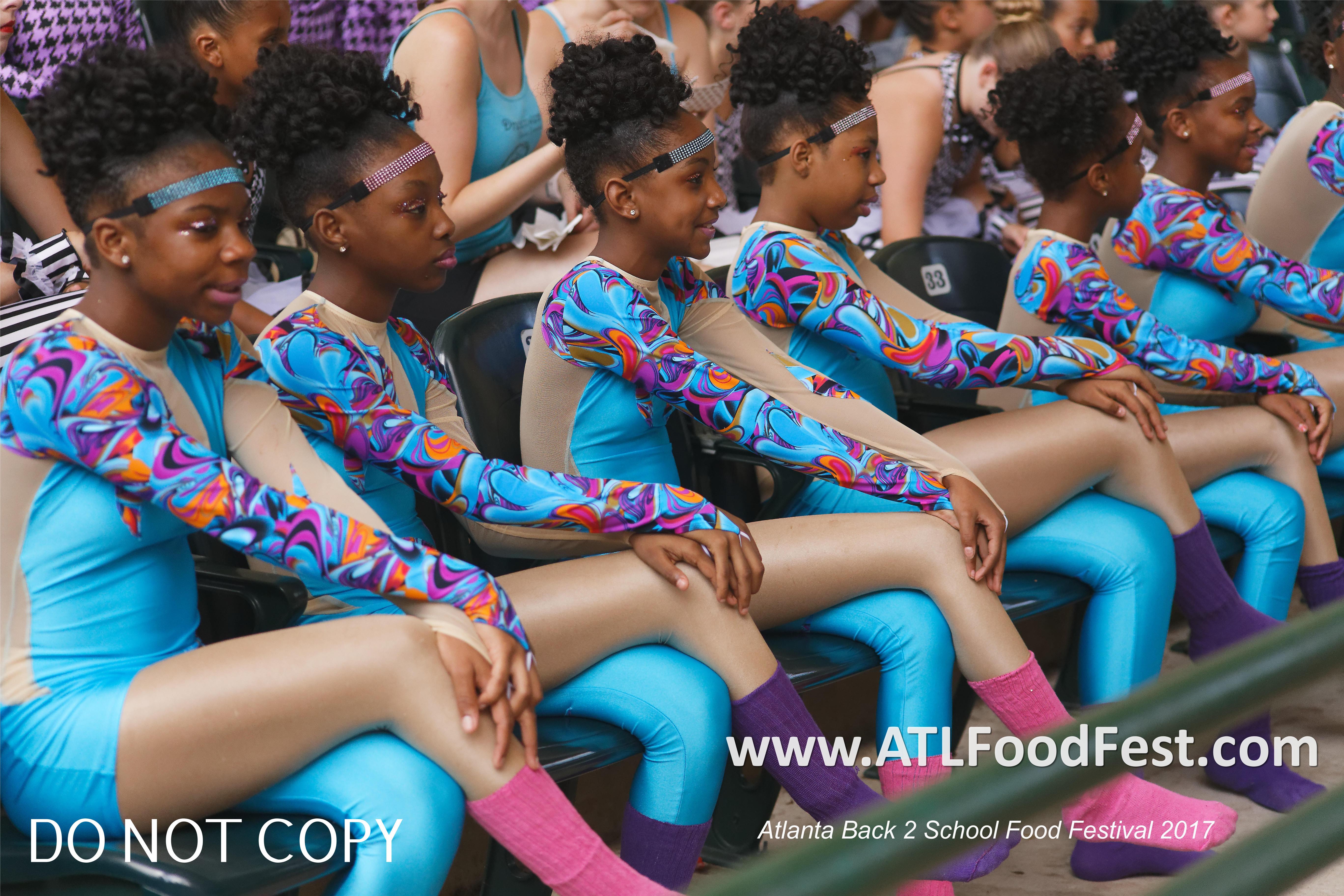 Cobb Kids Dance Competition