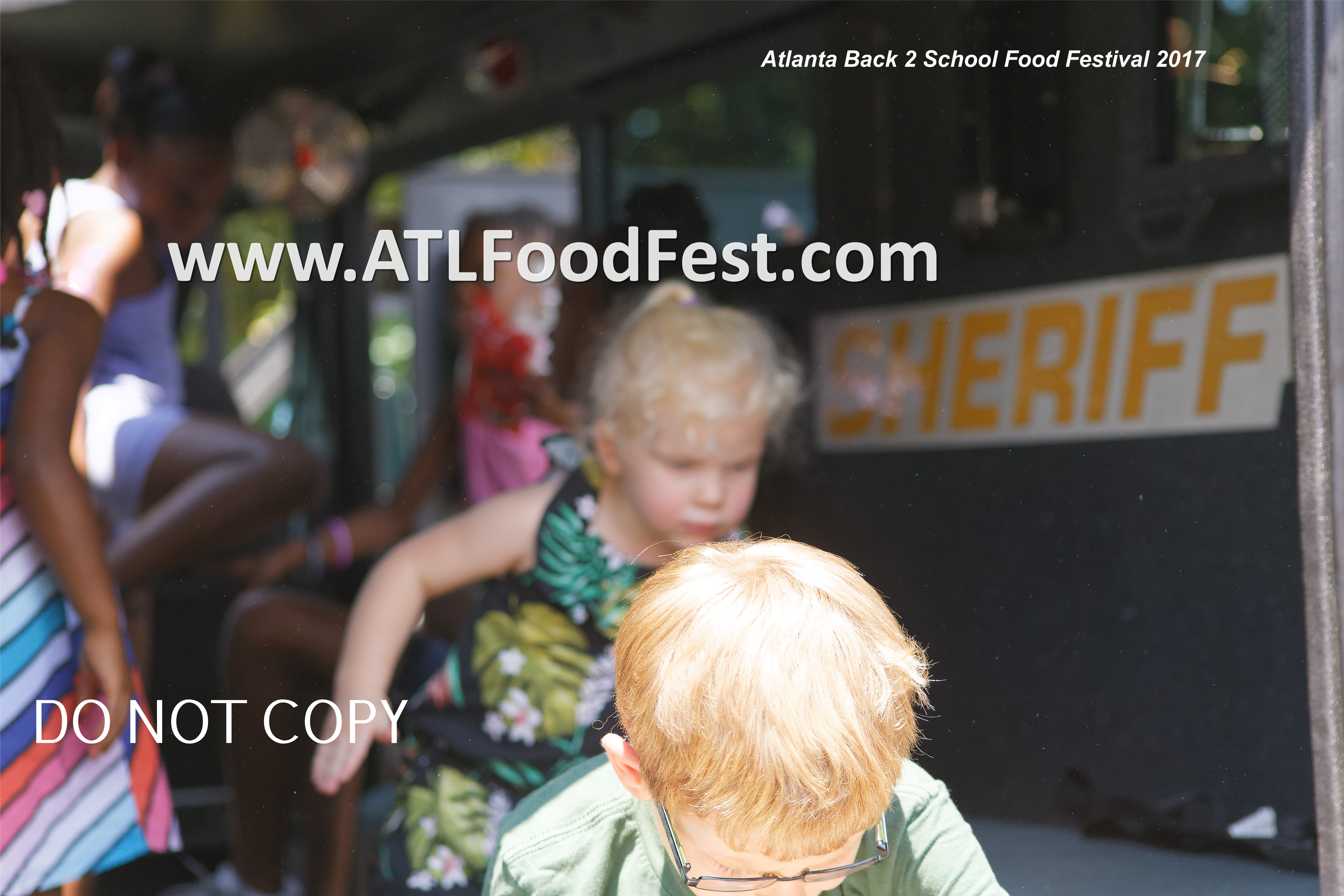 Atlanta Touch a Truck Festival