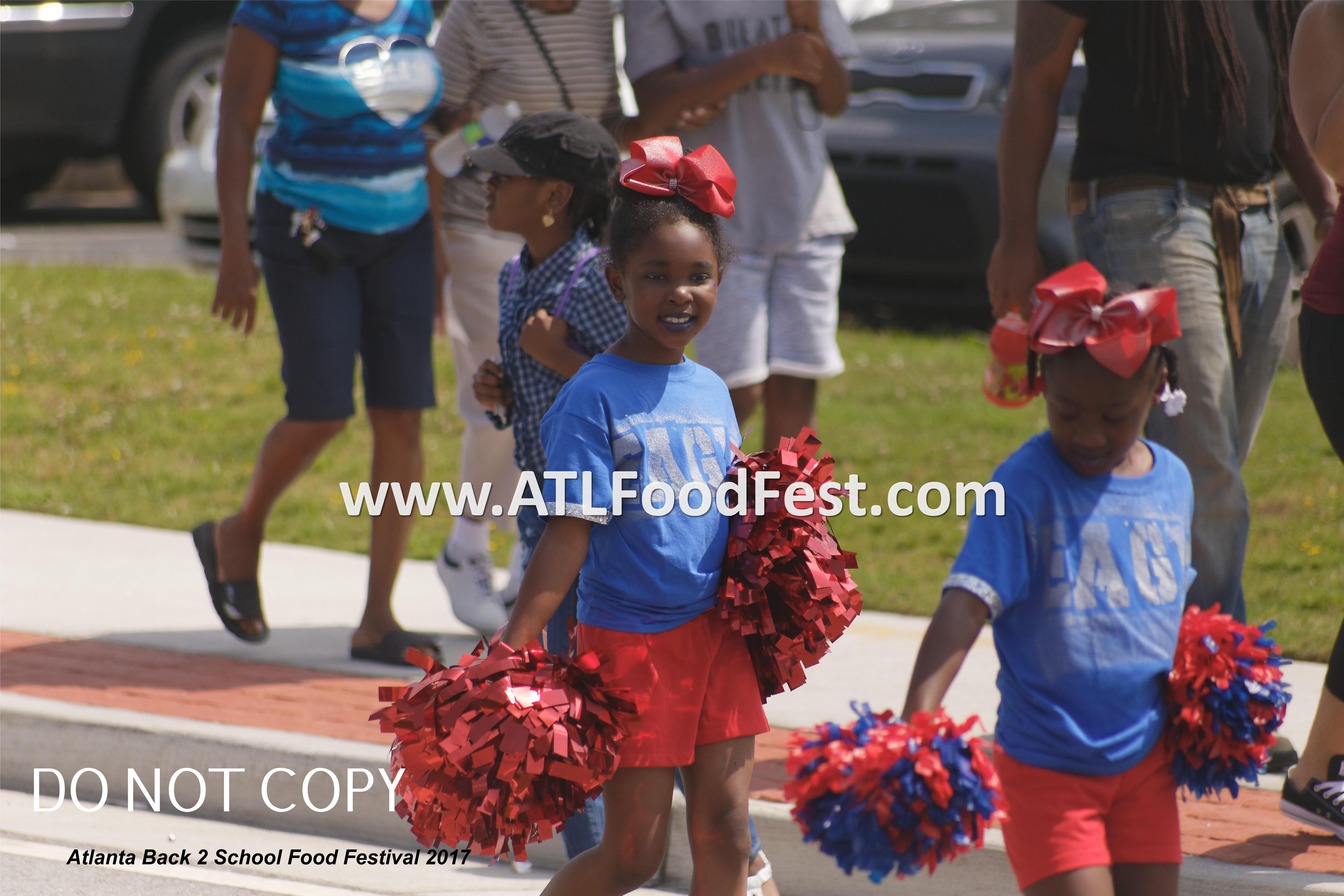 Atlanta Back 2 School Parade 2017