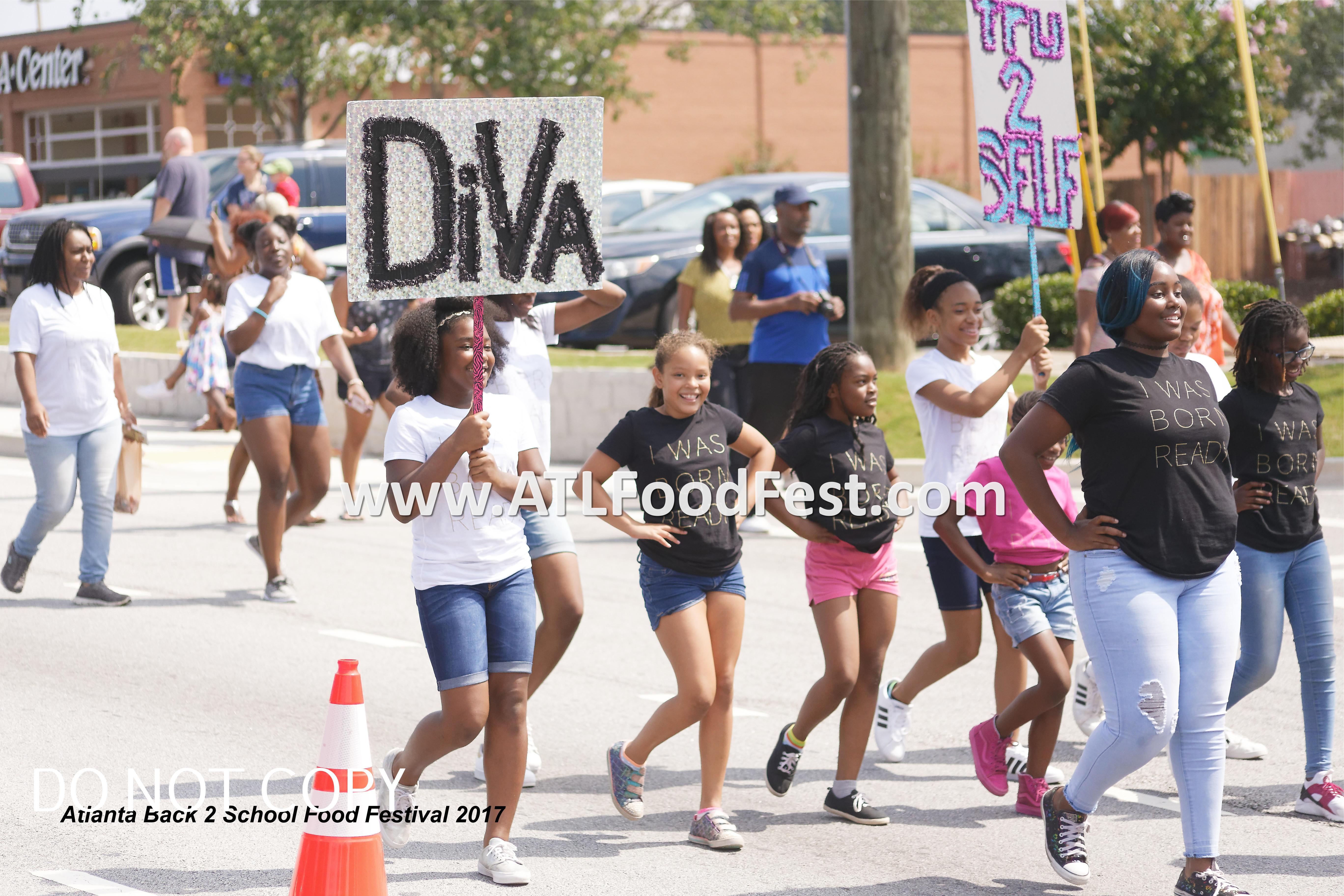 Atlanta Back 2 School Parade