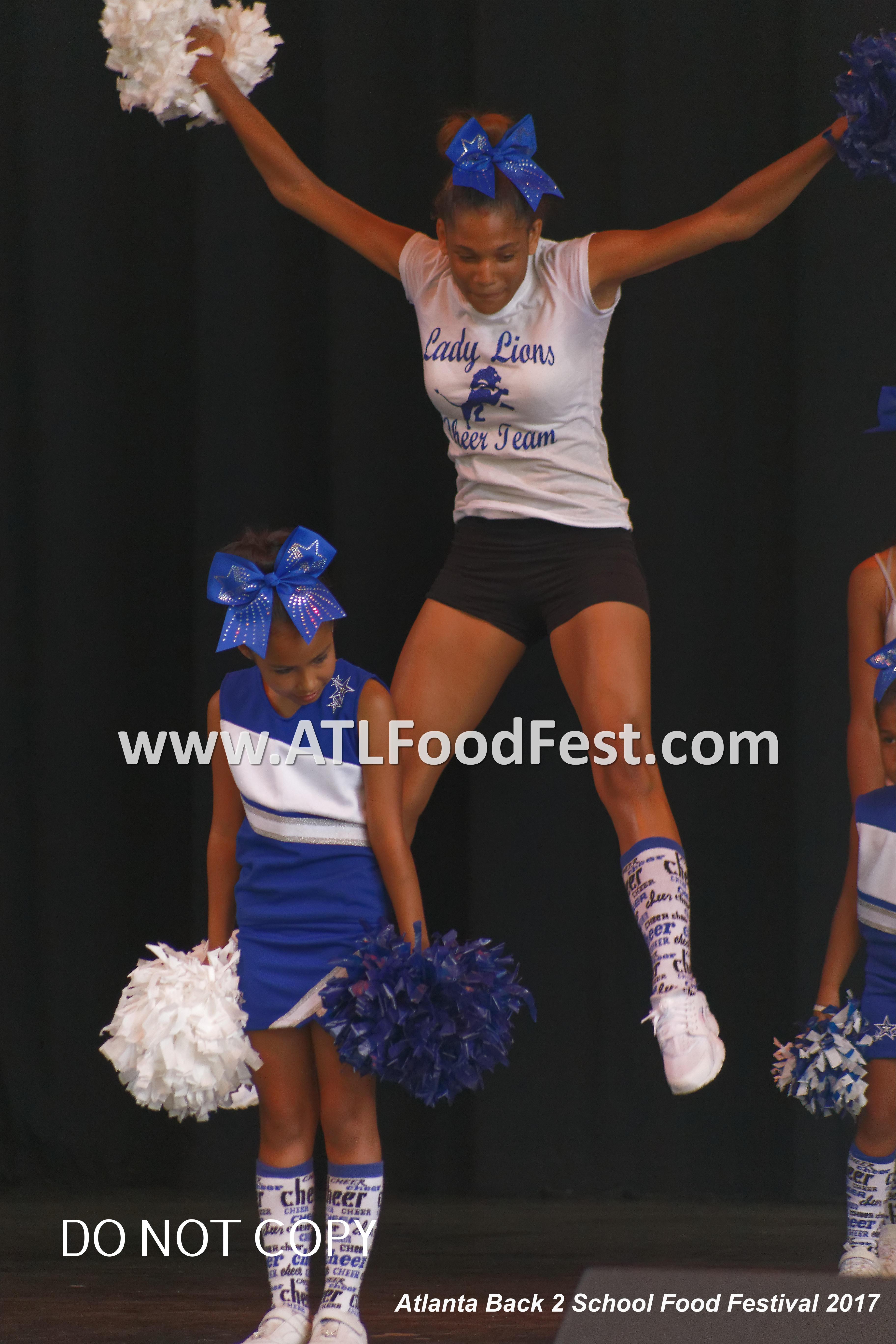 Atlanta Back 2 School Food Festival