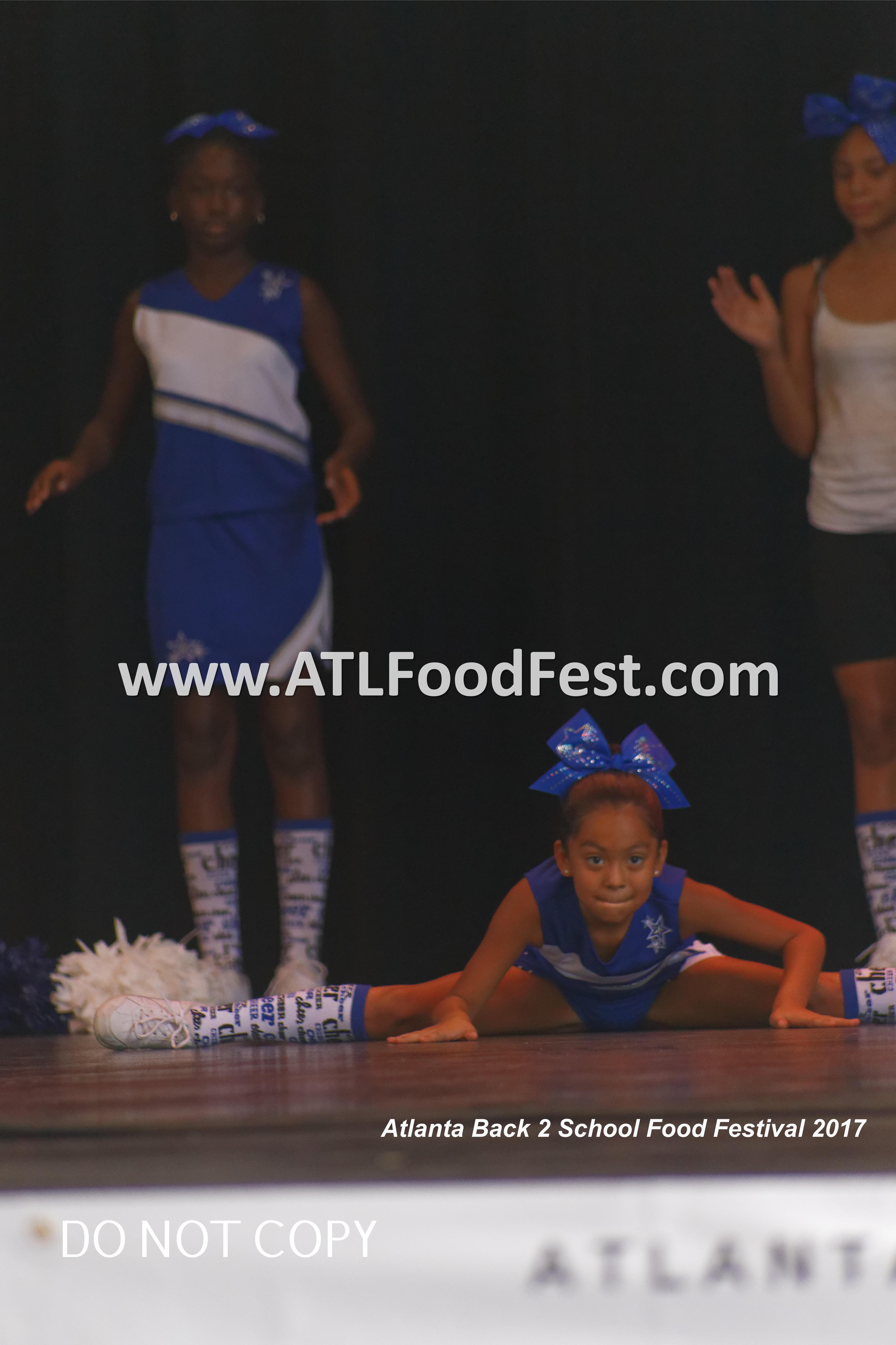 Atlanta Food Festival Kids