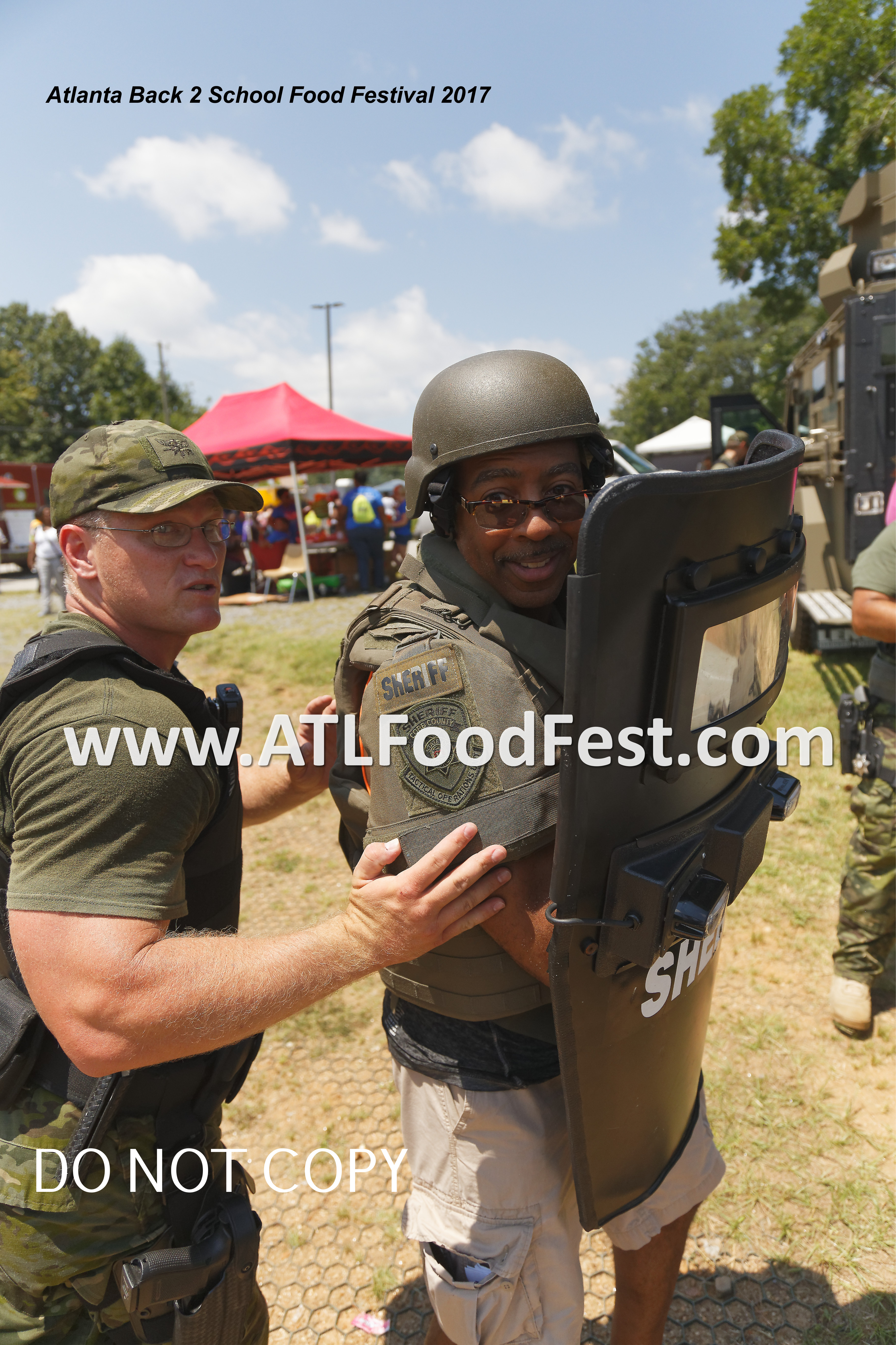 Touch a Truck Festival Atlanta