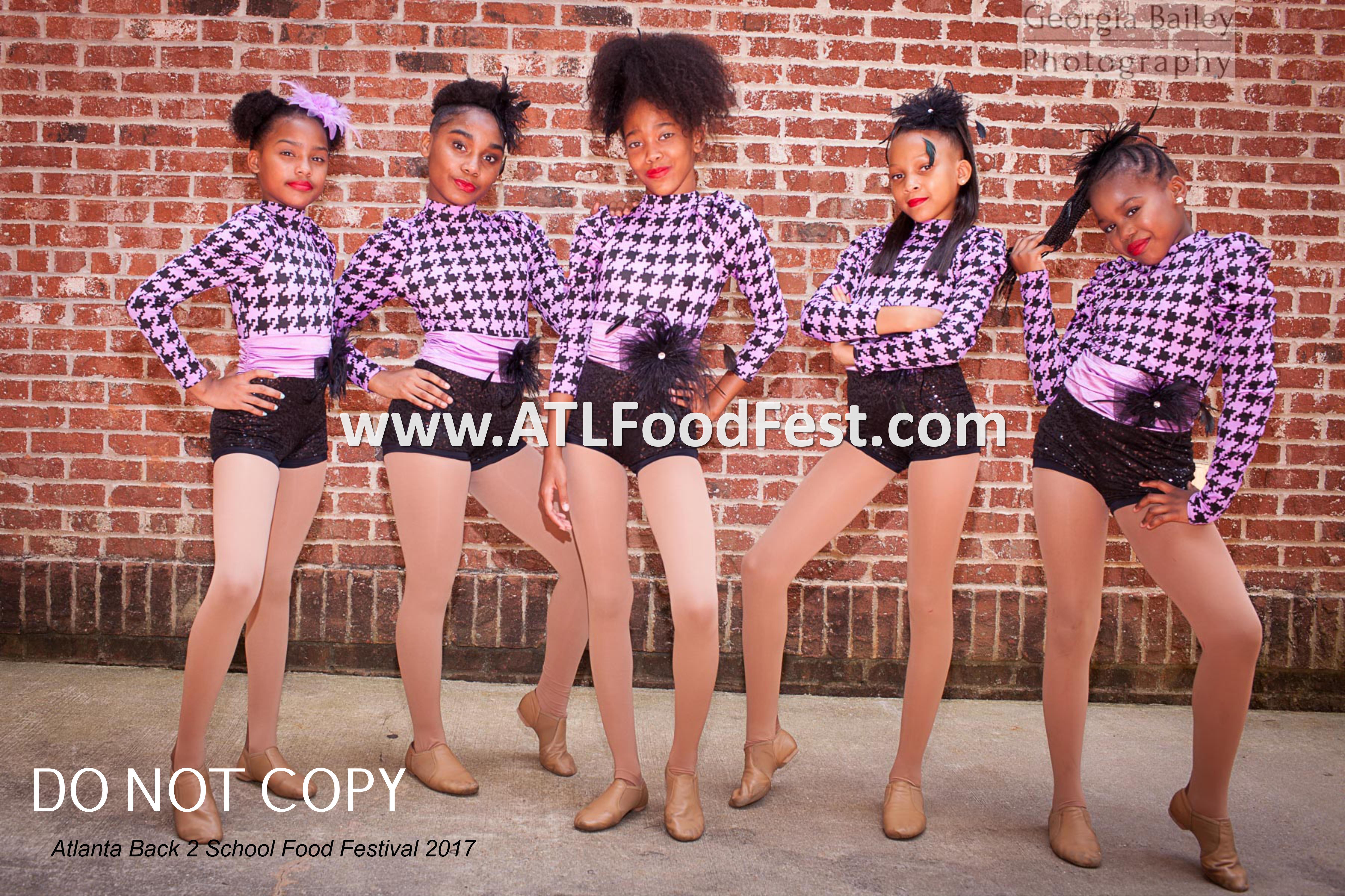 Atlanta Back 2 School Kids Dance