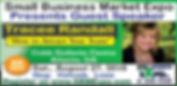 Small Business Market Expo Atlanta Cobb Galleria Free Business Seminar How to Secure Grants #501c3 #SBMExpo