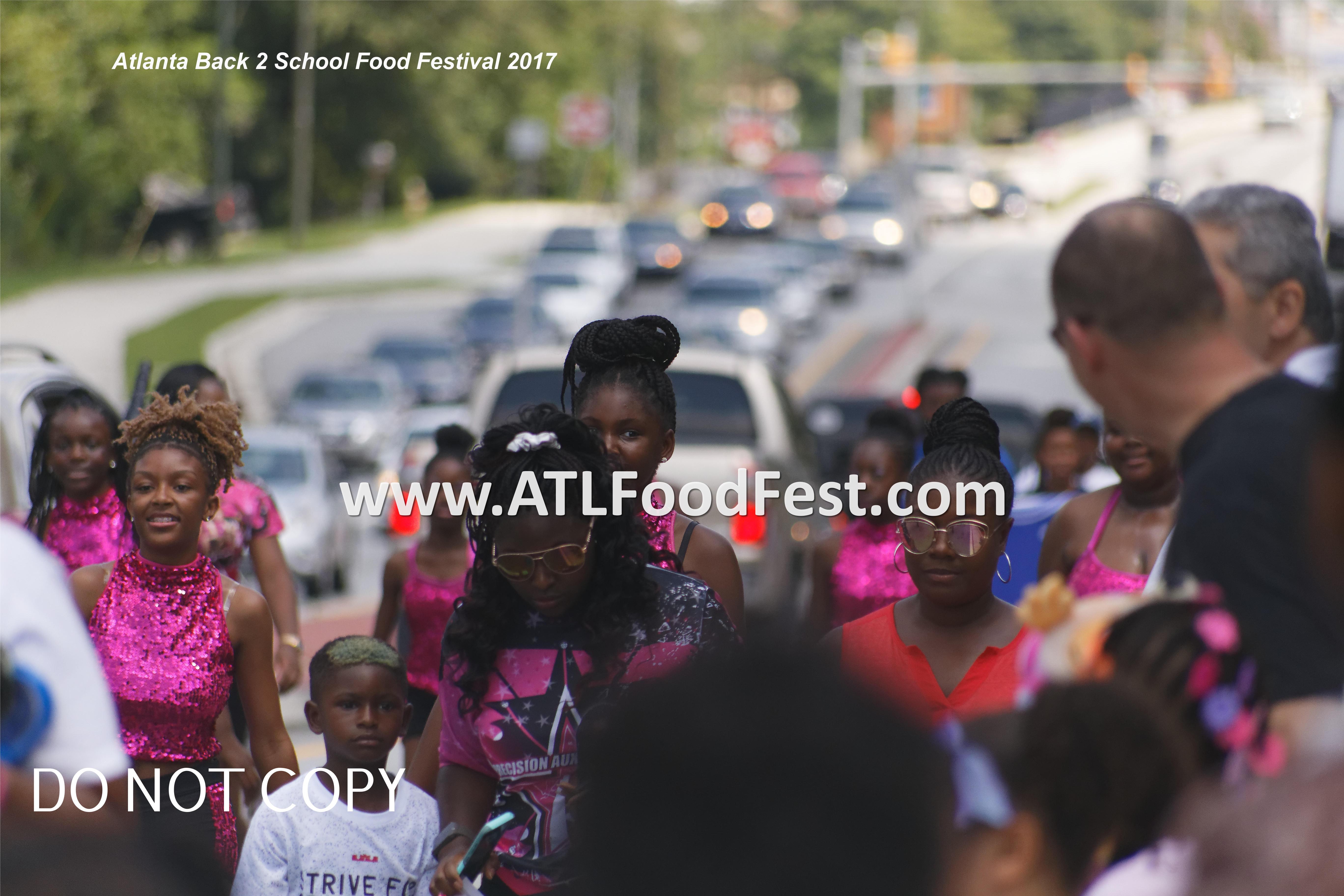 Atlanta Food Festival Pa
